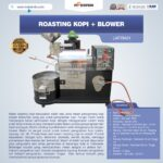 Jual Roasting Kopi + Blower LAFIRA01 di Malang