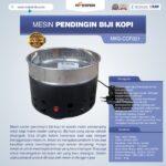 Jual Mesin Pendingin Biji Kopi MKS-CCF001 di Malang