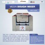 Jual Mesin Dough Mixer MKS-DG03 di Malang